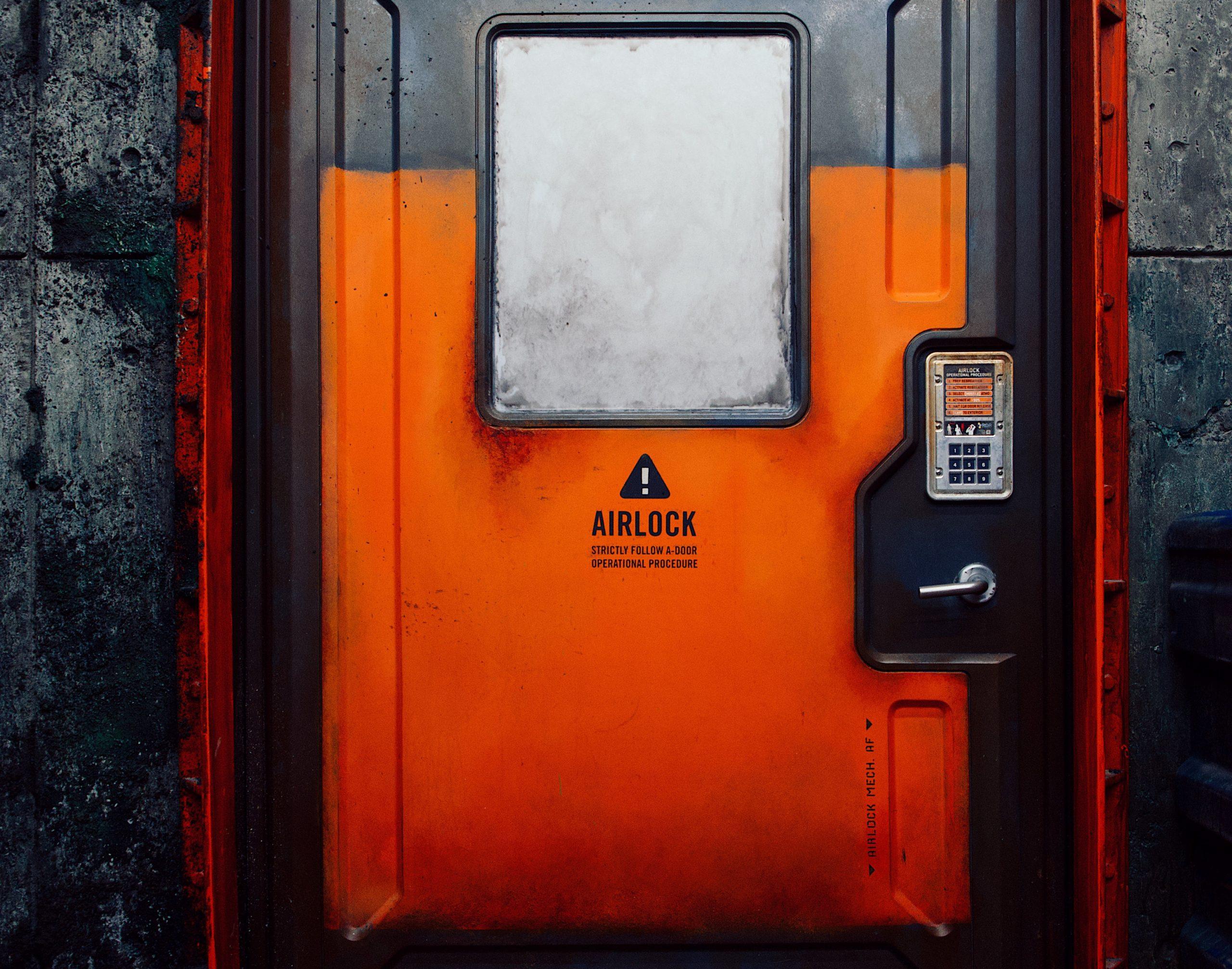NRBC door